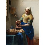 Grafika-00739 Vermeer Johannes : La Laitière, 1658-1661
