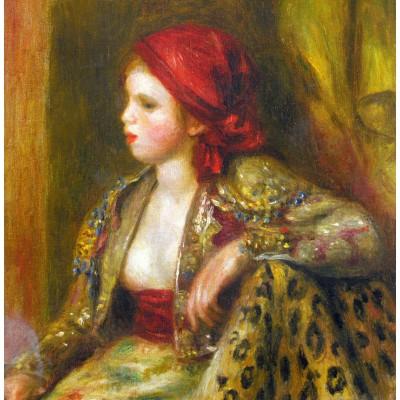 Grafika-00750 Renoir Auguste : Odalisque, 1895