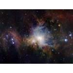Grafika-00763 Vue Infrarouge de la Nébuleuse d'Orion