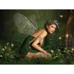 Grafika-00791 Nymphe de la Forêt