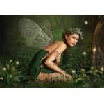 Grafika-00793 Nymphe de la Forêt