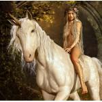 Grafika-00801 La Fée et la Licorne