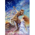 Grafika-00825 Signe du Zodiaque - Sagittaire