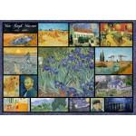 Grafika-00836 Collage - Vincent Van Gogh