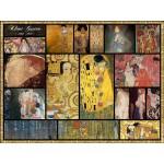 Grafika-00839 Collage - Gustav Klimt