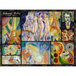 Grafika-00841 Robert Delaunay - Collage