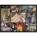 Grafika-00842 Auguste Renoir - Collage