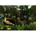 Grafika-00852 Henri Rousseau : The Dream, 1910