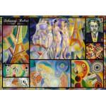Grafika-00853 Delaunay Robert - Collage