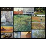 Grafika-00873 Claude Monet - Collage