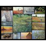 Grafika-00874 Claude Monet - Collage
