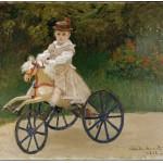 Grafika-00888 Claude Monet: Jean Monet, 1872