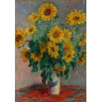 Grafika-00889 Claude Monet: Bouquet de Tournesols, 1881