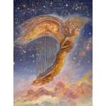Grafika-00930 Harp Angel