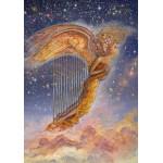 Grafika-00931 Harp Angel