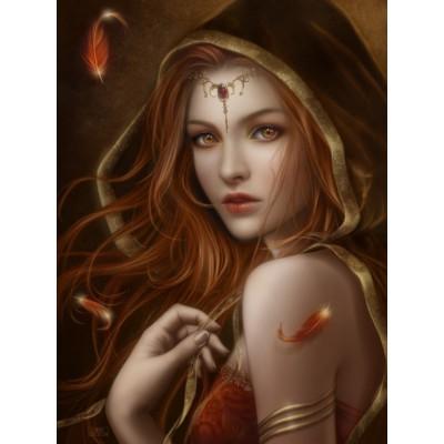 Grafika-00987 Red Path of Eternity