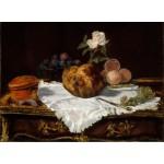 Grafika-01126 Edouard Manet : La Brioche, 1870