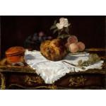 Grafika-01127 Edouard Manet : La Brioche, 1870
