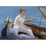 Grafika-01130 Edouard Manet : En Bateau, 1874