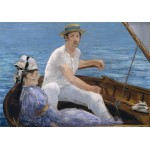 Grafika-01131 Edouard Manet : En Bateau, 1874