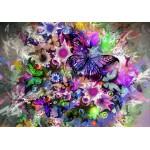Grafika-01137 Fleurs et Papillons