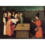 Grafika-01163 Bosch : Le Prestidigitateur, 1502
