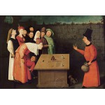 Grafika-01164 Bosch : Le Prestidigitateur, 1502