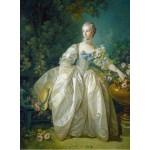 Grafika-01166 François Boucher : Madame Bergeret, 1766
