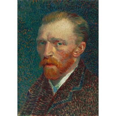 Grafika-01170 Vincent Van Gogh : Autoportrait, 1887