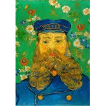 Grafika-01172 Vincent Van Gogh : Portrait de Joseph Roulin, 1889