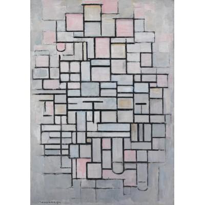 Grafika-01178 Piet Mondrian : Composition No.IV, 1914