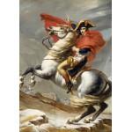 Grafika-01187 Jacques-Louis David: Bonaparte franchissant le Grand Saint-Bernard, 20 mai 1800