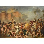Grafika-01188 Jacques-Louis David: Les Sabines, 1799