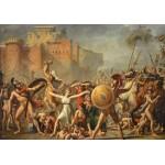 Grafika-01189 Jacques-Louis David: Les Sabines, 1799