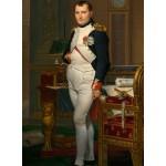 Grafika-01190 Jacques-Louis David: Napoléon dans son Cabinet de Travail, 1812