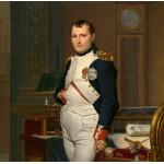 Grafika-01191 Jacques-Louis David: Napoléon dans son Cabinet de Travail, 1812