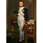 Grafika-01192 Jacques-Louis David: Napoléon dans son Cabinet de Travail, 1812