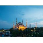 Grafika-01208 Mosquée Bleue, Turquie