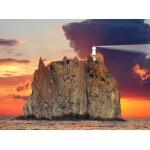 Grafika-01210 Phare du Stromboli, Italy