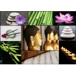 Grafika-01219 Collage - Ambiance Zen