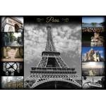 Grafika-01227 Collage - Paris
