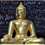 Grafika-01245 Bouddha