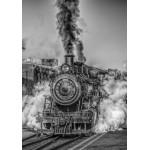 Grafika-01258 Locomotive à Vapeur