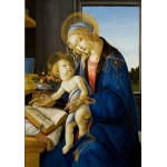 Grafika-01285 Sandro Botticelli: La Madone du Livre, 1480
