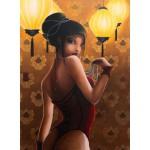 Grafika-01313 Misstigri : Chinese Lantern