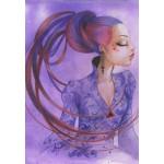 Grafika-01337 Misstigri : Violette