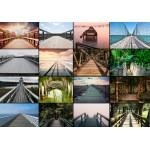 Grafika-01405 Collage - Ponts