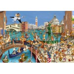 Grafika-01443 François Ruyer : Les Lapins à Venise
