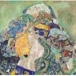 Grafika-01509 Gustav Klimt: Baby, 1917/1918