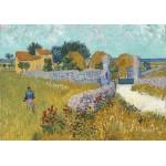 Grafika-01512 Vincent Van Gogh - Ferme de Provence, 1888